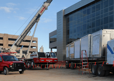 Bergan Mercy Hospital & Medical Center (Mulitple Projects)